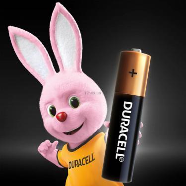 Батарейка Duracell AAA MN2400 LR03 * 4 (5000394052543 / 81545421) - фото 3
