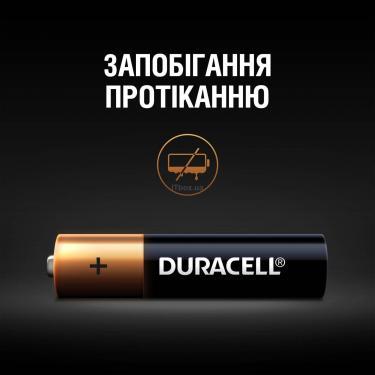 Батарейка Duracell AAA MN2400 LR03 * 4 (5000394052543 / 81545421) - фото 6