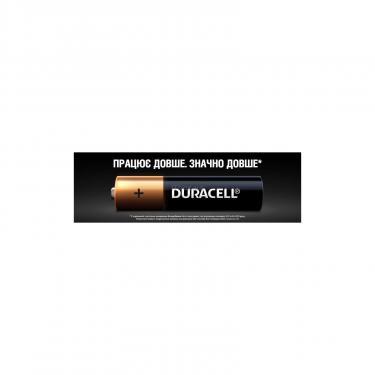 Батарейка Duracell AAA MN2400 LR03 * 4 (5000394052543 / 81545421) - фото 8