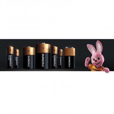 Батарейка Duracell AAA MN2400 LR03 * 4 (5000394052543 / 81545421) - фото 9