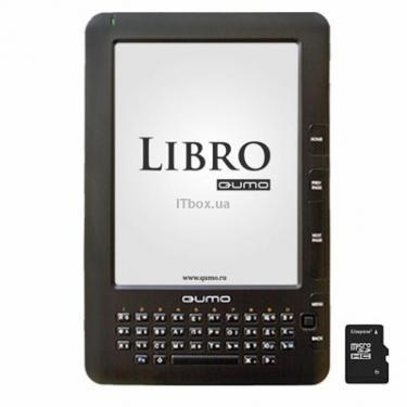 Электронная книга Qumo Libro Black 2GB - фото 1