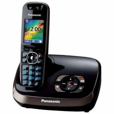 Телефон DECT Panasonic KX-TG8521UAB - фото 1