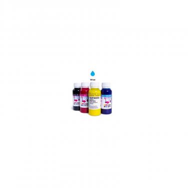 Чорнило ColorWay Epson SP R270/290 RX500 TX650 LCyan (CW-EW650LC01) - фото 1