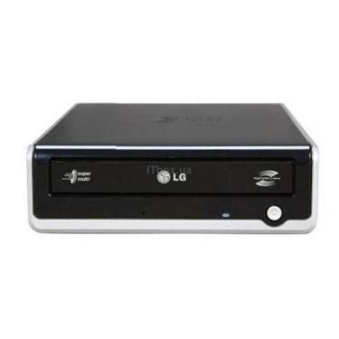 Оптичний привід DVD±RW LG ODD GE24_NU21 - фото 1