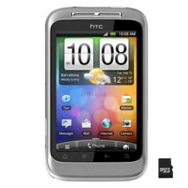 Мобильный телефон HTC A510e Wildfire S White (4710937353570) - фото 1