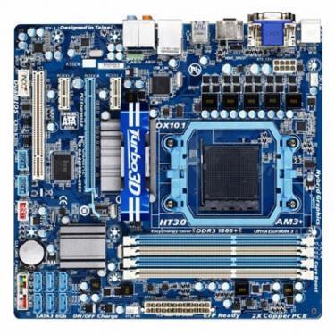 Материнская плата Gigabyte GA-880GMA-USB3 Фото