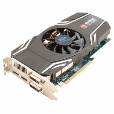 Відеокарта Radeon HD 6870 1024Mb Sapphire (11179-09-20G) - фото 1