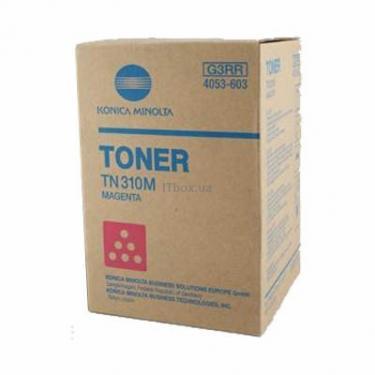 Тонер KONICA MINOLTA TN-310M Magenta /Bizhub C350/450 (4053603) - фото 1