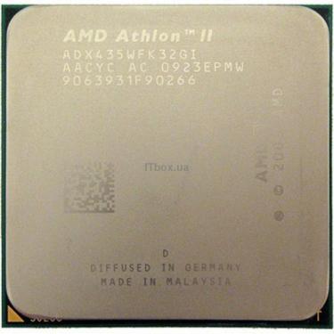 Процессор AMD Athlon ™ II X3 435 (tray) - фото 1