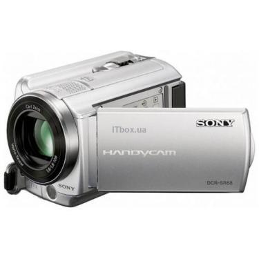Цифрова відеокамера DCR-SR68E SONY - фото 1