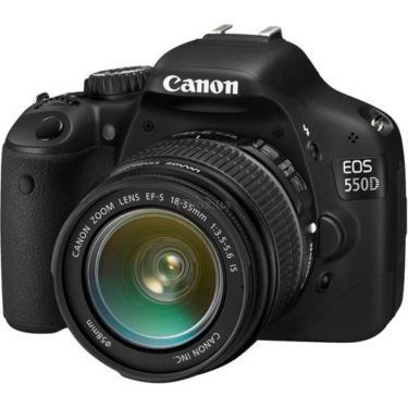 Цифровий фотоапарат EOS 550D 18-55 lens kit Canon (4463B006/4463B057/4463B093) - фото 1