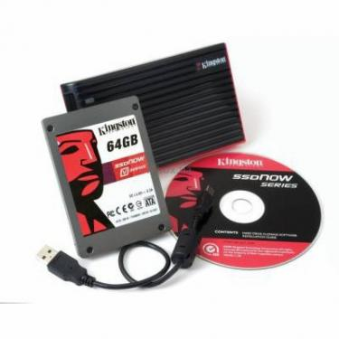 Накопитель SSD V Notebook Upgrade Kit Kingston (SNV425-S2BN/64GB) - фото 1