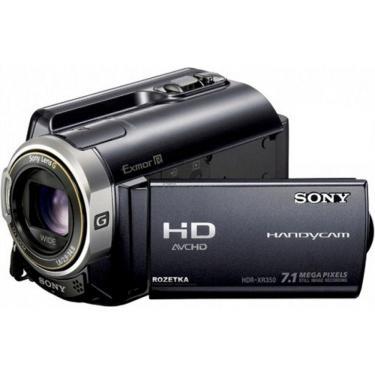 Цифровая видеокамера Sony HDR-XR350E Фото