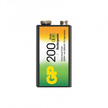 Аккумулятор Крона GP 200mAh * 1 GP (GP20R8H-2UE1) - фото 2