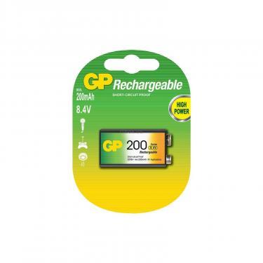 Аккумулятор Крона GP 200mAh * 1 GP (GP20R8H-2UE1) - фото 1