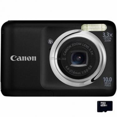 Цифровий фотоапарат PowerShot A800 black Canon (# 5030B017/5030B001) - фото 1