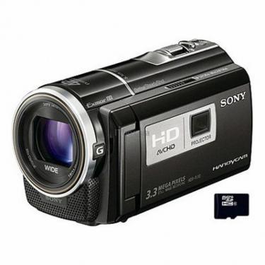 Цифровая видеокамера HDR-PJ10E black Sony (HDRPJ10EB.CEL) - фото 1
