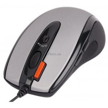 Мышка A4Tech X6-70D - фото 1