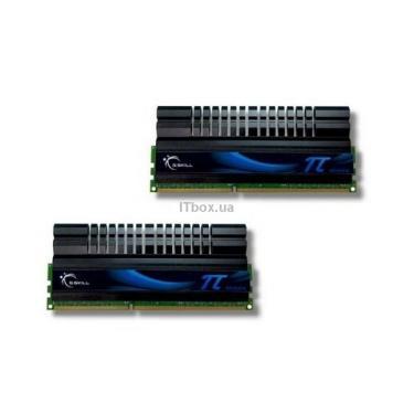 Модуль пам'яті для комп'ютера DDR3 4GB (2x2GB) 2400 MHz G.Skill (F3-19200CL9D-4GBPIS) - фото 1