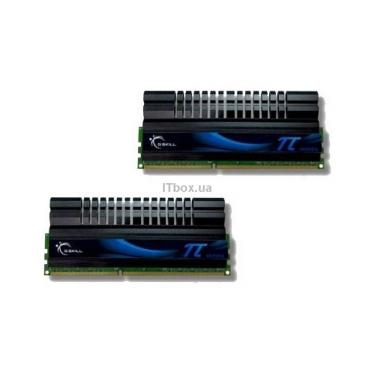 Модуль пам'яті для комп'ютера DDR3 4GB (2x2GB) 2000 MHz G.Skill (F3-16000CL9D-4GBPIS) - фото 1