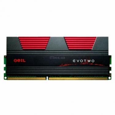 Модуль пам'яті для комп'ютера DDR3 4GB (2x2GB) 2000 MHz Geil (GET34GB2000C9DC) - фото 1