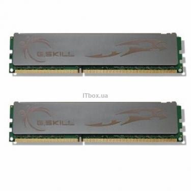 Модуль пам'яті для комп'ютера DDR3 8GB (2x4GB) 1600 MHz G.Skill (F3-12800CL8D-8GBECO) - фото 1