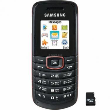 Мобильный телефон GT-E1080i Red Samsung (GT-E1080ZRW) - фото 1