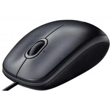 Мишка Logitech B110 (910-001246) - фото 1