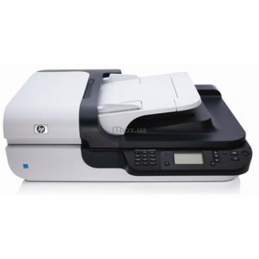 Сканер HP Scan Jet N6350 Network Fltbd Scanne (L2703A) - фото 1