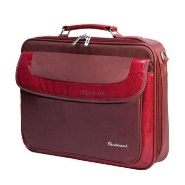 Сумка для ноутбука Continent 15.6 CC-05 Red (CC-05 Red) - фото 1