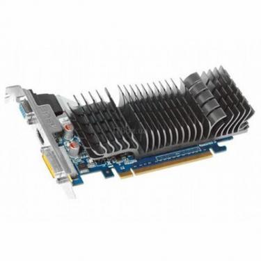 Видеокарта GeForce 210 512Mb SILENT ASUS (EN210 SILENT/DI/512MD3/V2(LP)) - фото 1