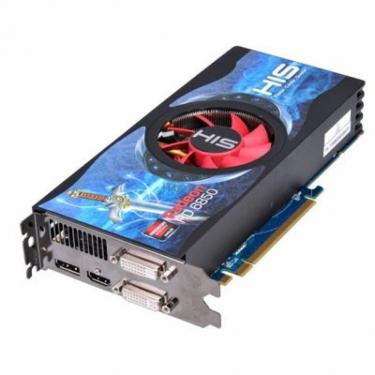Видеокарта Radeon HD 6850 1024Mb HIS (H685FN1GD / H685F1GD) - фото 1