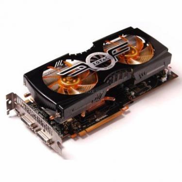 Відеокарта GeForce GTX480 1536Mb AMP! Edition Zotac (ZT-40102-10P) - фото 1