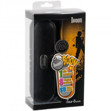 Акустична система Divoom iTour-Boom Jack, black - фото 7