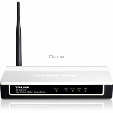 Модем TP-Link TD-W8101G - фото 1