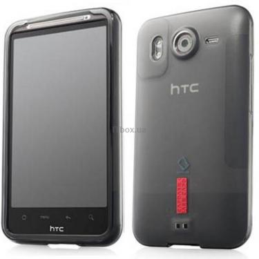 Чохол до моб. телефона Capdase Soft Jaket 2 HTC Desire HD Black (SJHCA9191-P201) - фото 1