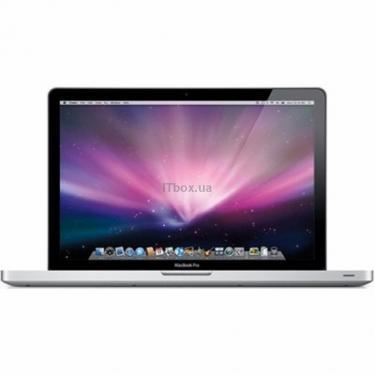 Ноутбук Apple MacBook Pro (MC723RS/A) - фото 1