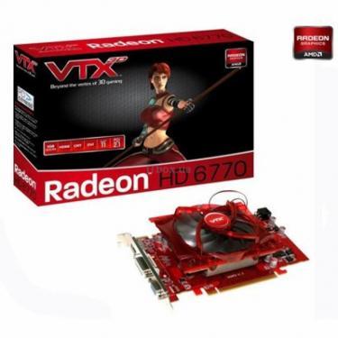 Видеокарта Radeon HD 6770 1024Mb VTX (VX6770 1GBD5-H) - фото 1