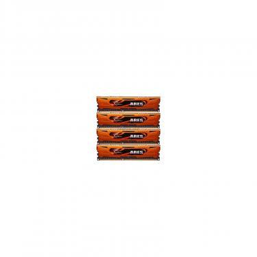 Модуль пам'яті для комп'ютера DDR3 16GB (4x4GB) 2133 MHz G.Skill (F3-2133C11Q-16GAO) - фото 1