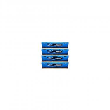 Модуль пам'яті для комп'ютера DDR3 16GB (4x4GB) 2133 MHz G.Skill (F3-2133C9Q-16GAB) - фото 1