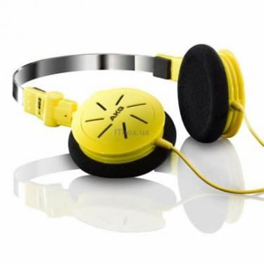Навушники AKG K 402 жовтий (K402YEL) - фото 1