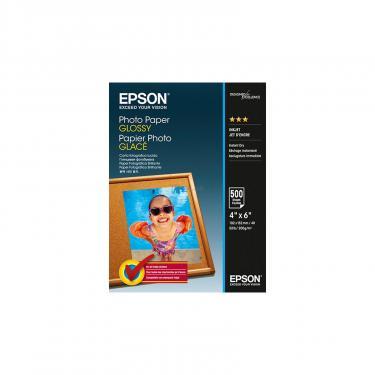 Бумага EPSON 10х15 Glossy Photo (C13S042549) - фото 1