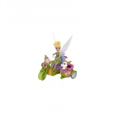 Игровой набор Disney Fairies Jakks Транспорт феи Звоночек Фото 1