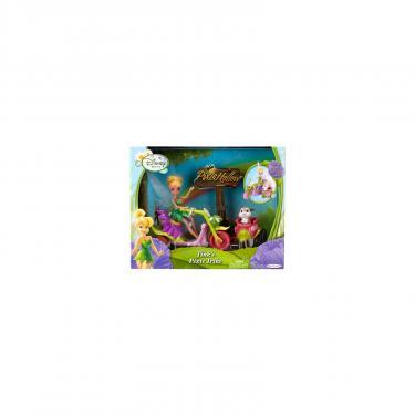 Игровой набор Disney Fairies Jakks Транспорт феи Звоночек Фото