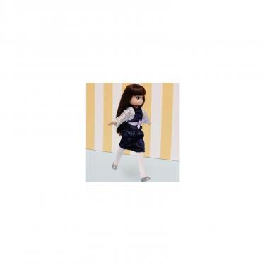 Аксессуар к кукле Lottie Синий бархат Фото 2