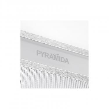 Витяжка кухонна Pyramida TL 60 G IX WH - фото 7