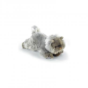 Мягкая игрушка Aurora Кошка персидская серая 25 см Фото