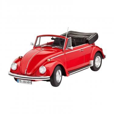 Сборная модель Revell VW Beetle Carbriolet 1970 1:24 Фото