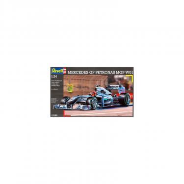 Сборная модель Revell Mercedes GP Petronas MGP W01, 1:24 Фото 1