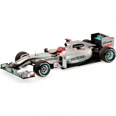Сборная модель Revell Mercedes GP Petronas MGP W01, 1:24 Фото